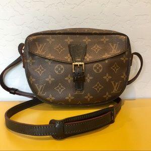 Louis Vuitton Monogram Jeunefille PM Shoulder Bag